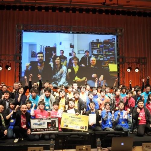 集合写真2‐東北最大級のアプリコンテスト『DA・TE・APPS!2019』