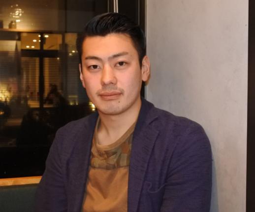 【TOHOKUイノベーター】学生起業、東北大学編入、コミュニティづくり、「面白さやワクワクする感情を大事にしてほしい」と伝えたい~24歳 山崎 孝一郎 写真