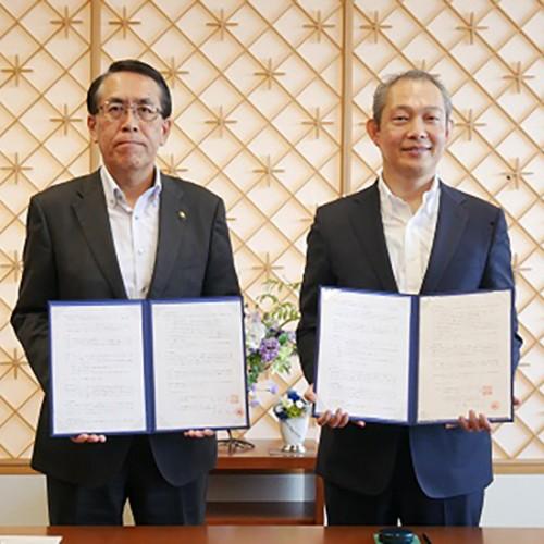 データマーケティングのTrue Dataが山形県酒田市とパートナーシップ協定を締結 アイキャッチ画像