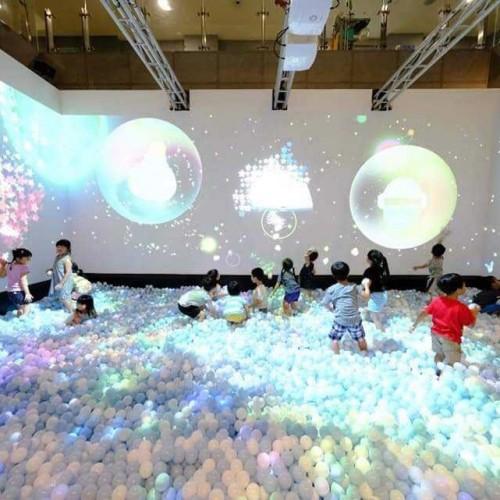 デザイニウム、台湾の「2019 NTPC Children's Art Festival」に「Bubble World」を出展