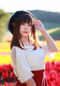 小松彩夏とすみれおじさんが仙台アニメフェスの応援大使に就任! すみれおじさん