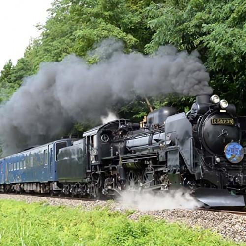阪急交通社が観光列車名の検索数トップ10を発表「SL銀河」が第6位 アイキャッチ画像