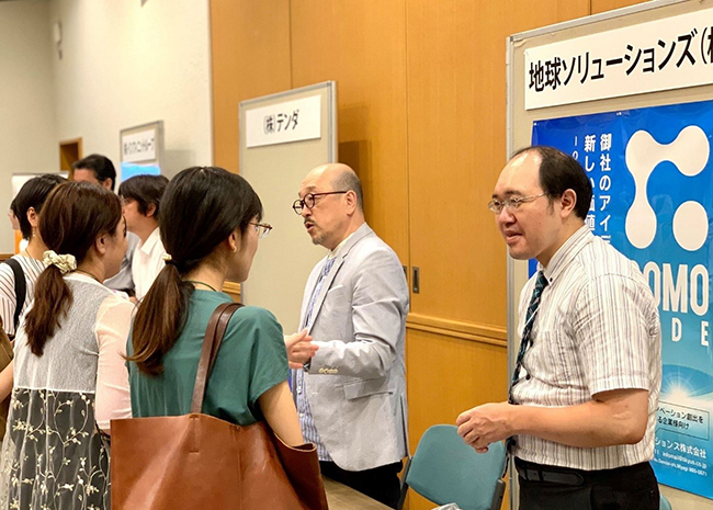 杜の都のITしごとカンファレンス開催!参加者100名以上が集い、多様な働き方と東北の未来について考える 相談会の様子
