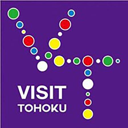 VISIT東北、H.I.S.台湾、台湾PR会社が、台湾の旅行ブロガーをインフルエンサーとする東北訪日旅行商品の造成・販売支援で業務提携 VISIT東北ロゴ