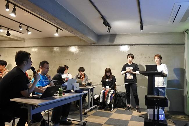 【連載企画/第2回】『DA・TE・APPS!2020』中間報告会を経て、遂にコンテスト出場チームが決定! フィードバックを聞く学生たち