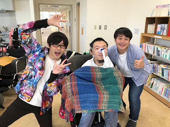 集大成の無料単独ライブ1008人動員!2ヶ月間の「秋田住みますプロジェクト」を終えた、秋田出身芸人・ねじの変化と今後とは⑪